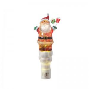 Shimmer Santa Nightlight