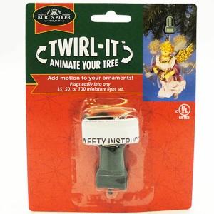 Twirl-It Animate Tree Ornament