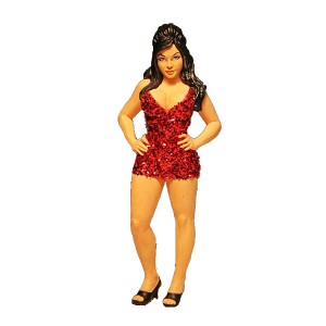 MTV's Jersey Shore Snooki Ornament