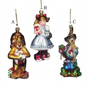 Noble Gems Wizard of Oz Ornament