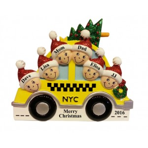 New York Taxi Family Table Top-6