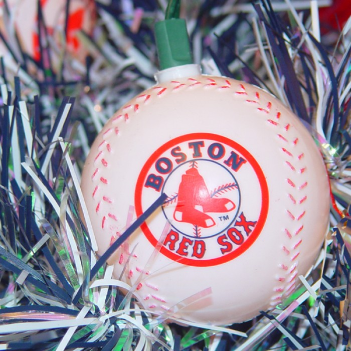 Red Sox String Lights : 10-Light Red Sox Baseball Light Set - Christmas and City