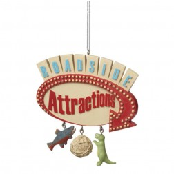 """Roadside Attraction"" Ornament"