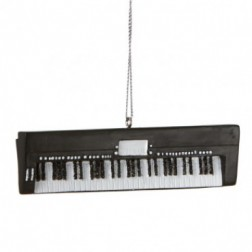 Electronic Keyboard Ornament