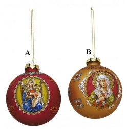 Madonna Ball Ornament