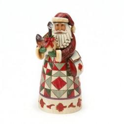 Jim Shore Canadian Santa