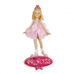 """Princess"" Ornament"