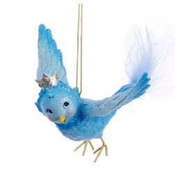 Bluebird Princess Ornament