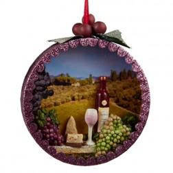 Tuscan Ornament
