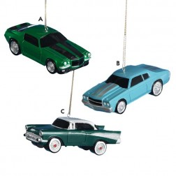 Chevrolet Car Christmas Ornament
