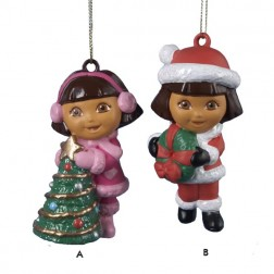 Dora The Explorer Ornament