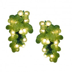 Tuscan Winery Green Grape Light Set