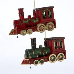 Train Ornaments