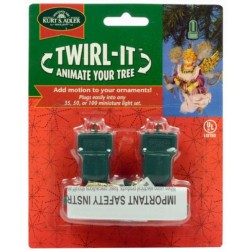 Twirl-It Motorized Hanger Set