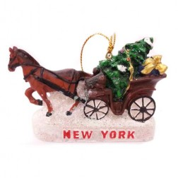 New York Central Park Ornament