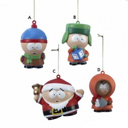 South Park Character Ornament