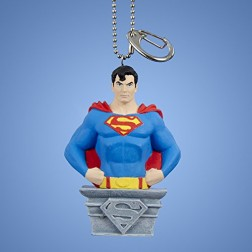 Superman Clip-on Ornament