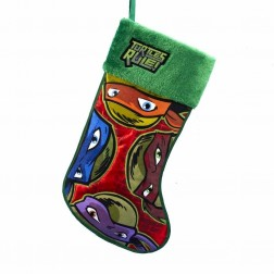 Teenage Mutant Ninja Turtles Applique Stocking