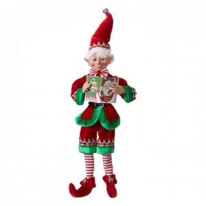 "16"" Posable Elf"