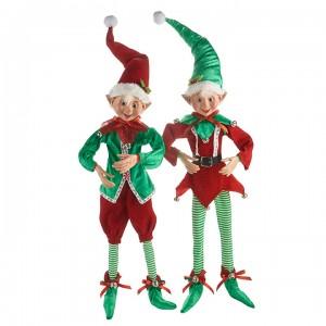"30"" Posable Elf"