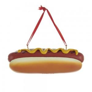 "1.5""Resin Hot Dog Orn"