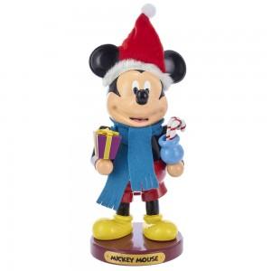 "11""Wooden Mickey Mouse Nutcracker"