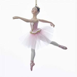 "5.75""Resin Asian Ballerina Orn"