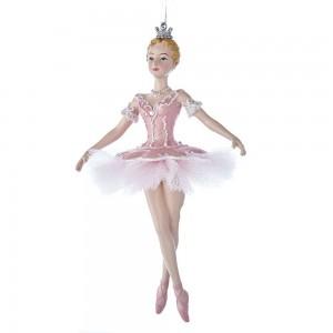 """6""""Sleeping Beauty Ballerina Orn"""