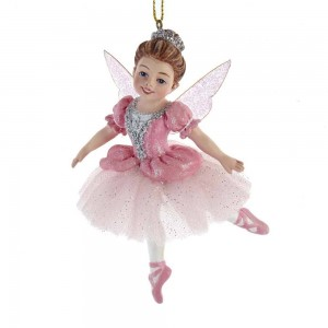 "4.5""Nutcrackr Ste Sugar Plum Fairy"