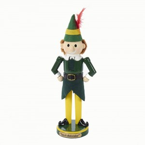 "11""Wdn Buddy The Elf Nutcracker"