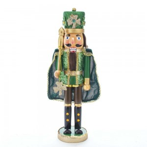 "15""Irish Nutcracker W/Cape"