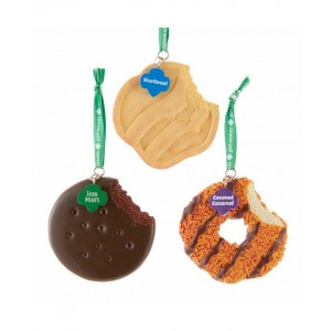 """3""""Girl Scouts Of Usa Cookie Orn 3/A"""