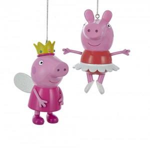 "3.5""Peppa Pig Ballerina Princess 2A"
