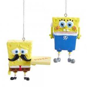 """3.5""""Spongebob Memes Blw Mld Orn 2/A"""