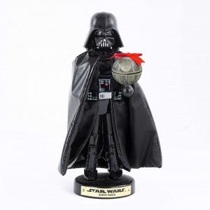 "10"" Darth Vader with Death Star Nutcracker"