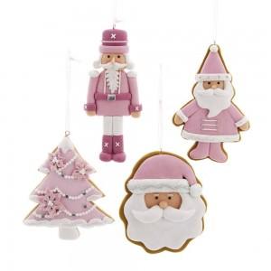 """4.5""""Santa/Ntcrkr/Tree/Santa Face"""