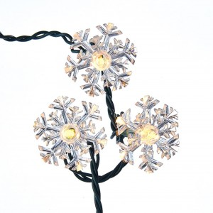 35/L Double Layer Snowflake Light Set