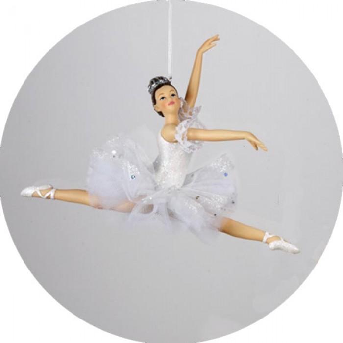 Ballerina Christmas Ornaments