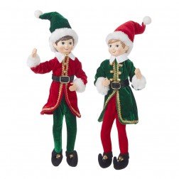 "Image of 16"" Posable Elf"