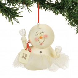 "3"" Tutu Many Ornament"