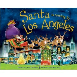 Santa Is Coming to Los Angeles