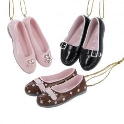 Ballet Flats Shoe Ornament