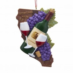 "Image of 4.25""Res California State Wine Orn"