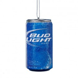 Bud Light Christmas Ornament