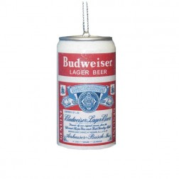 Image of Budweiser Vintage Christmas Ornament