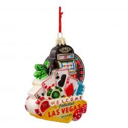 "Image of 4.65""Las Vegas Glass Orn"
