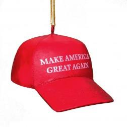 "Image of 3.625""Make America Great Again Hat"