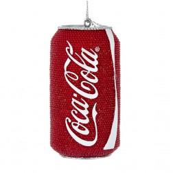 """Image of 3"""" Coca-Cola Can Ornament"""