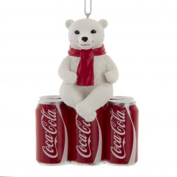 """Image of 3""""Res Cub On Coca-Cola 6-Pack Cans"""