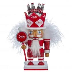 """Image of 7""""Coca-Cola Nutcracker"""